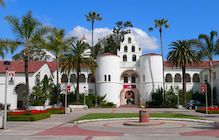San Diego State State University