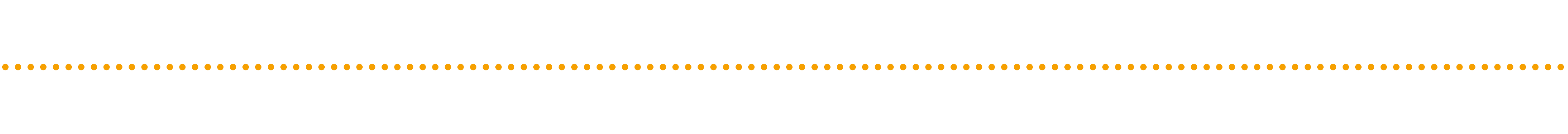 Divider line-yellow dots