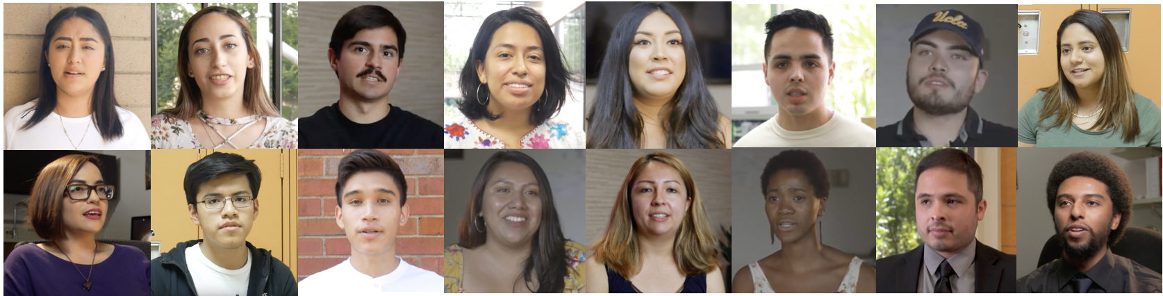2019 Examples of Excelencia Student Voices