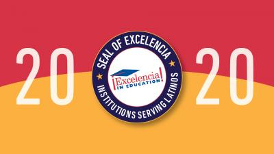 2020 Seal of Excelencia Certified Institutions