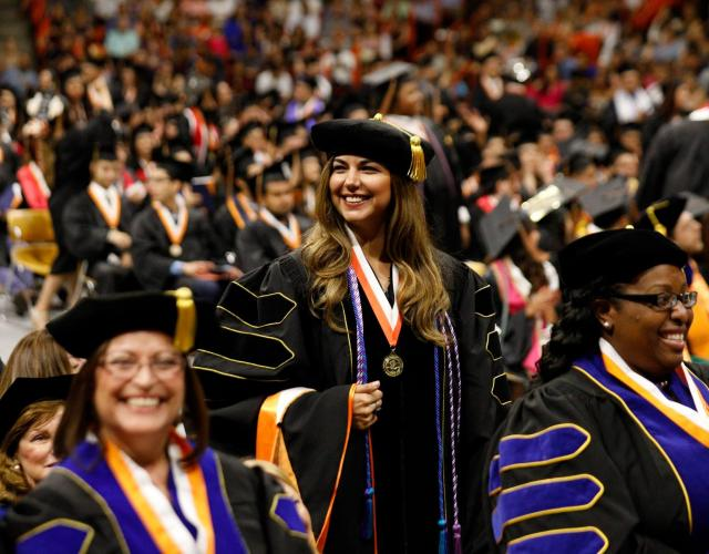 University of Texas at El Paso - HSI with Graduate Programs