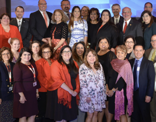 2018 Examples of Excelencia group photo