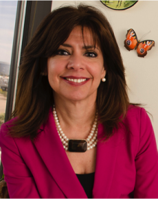Maria Haper-Marinick, Chancellor, Maricopa Community College District