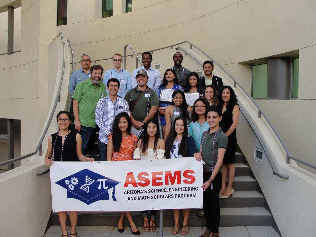 Arizona's Science, Engineering and Math Scholars (ASEMS) Program