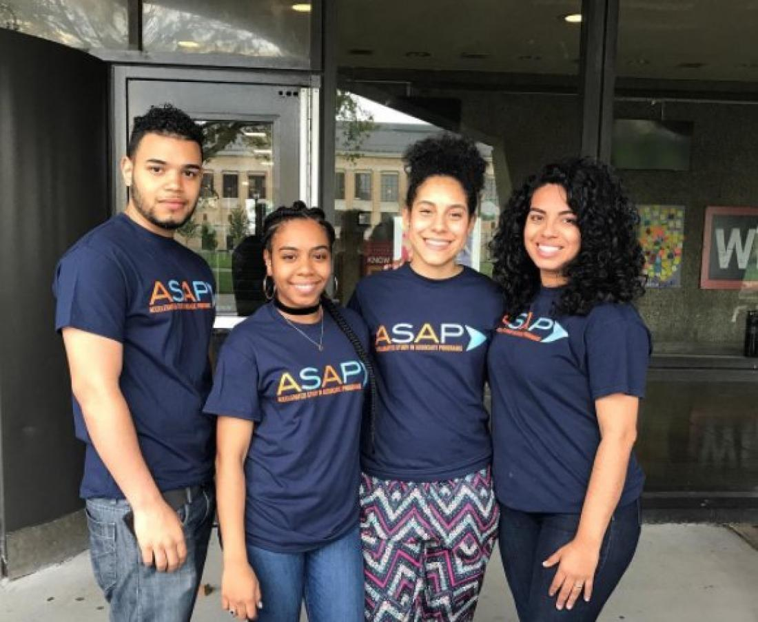 Accelerated Study in Associate Programs (ASAP) - Bronx