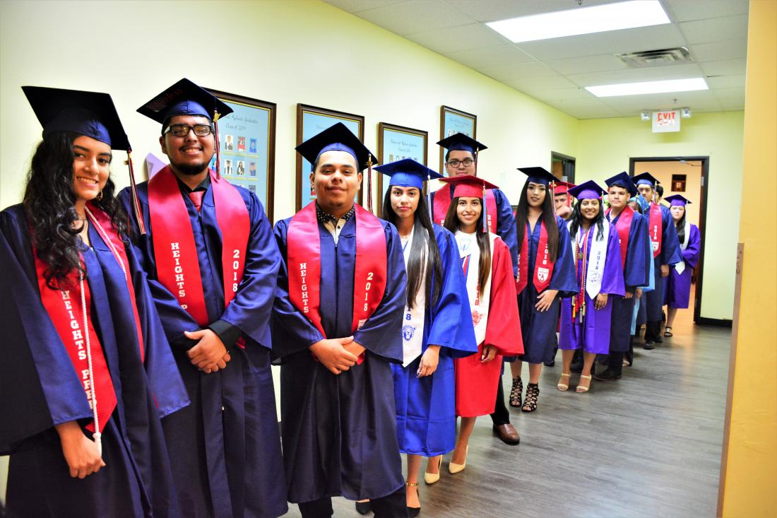 Trinity River Mission Graduates Believe and Achieve