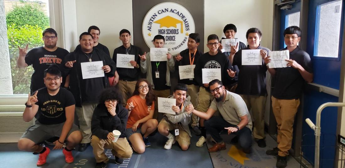 Project MALES (Mentoring to Achieve Latino Educational Achievement) University of Texas at Austin
