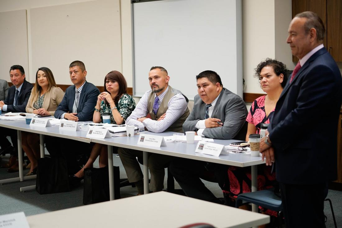 National Community College Hispanic Council (NCCHC) Leadership Fellows Program