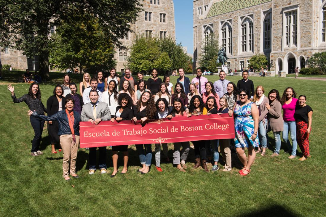 Latinx Leadership Initiative Boston College