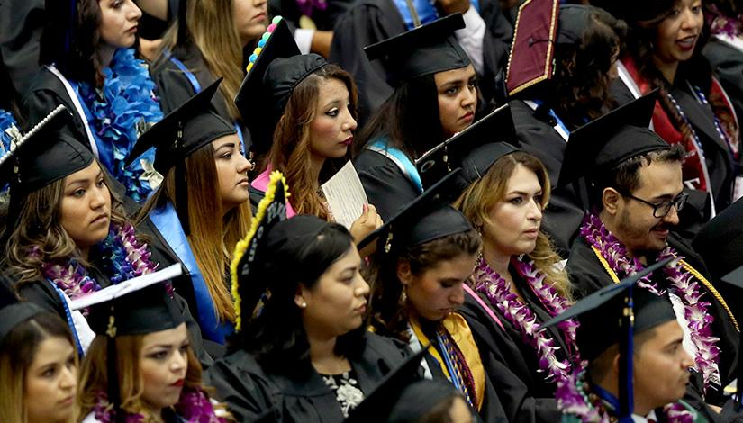 Will This Student Graduate White And >> Latino College Completion United States Excelencia In Education