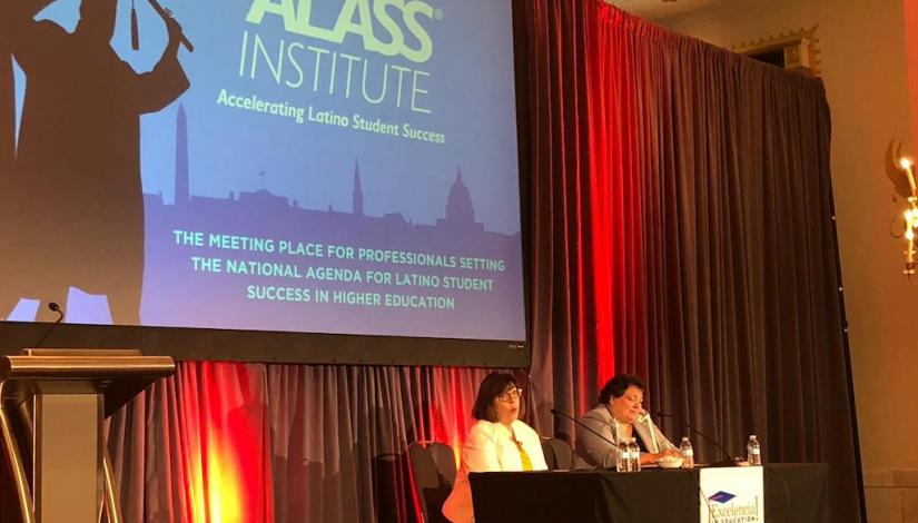 ALASS (Accelerating Latino Student Success) Institute