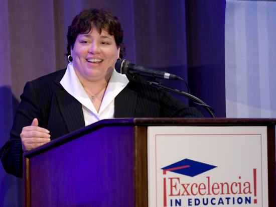 Deborah Santiago, CEO, Excelencia in Education