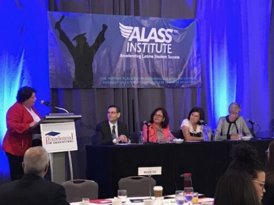 2017 Accelerating Latino Student Success (ALASS) Institute