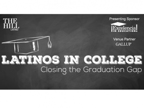 Latinos in College - Closing the Equity Gap