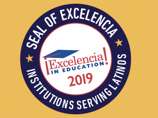 2019 Seal of Excelencia Logo