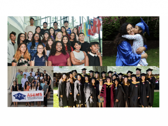 2020 Examples of Excelencia collage
