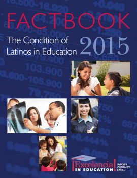 The Condition of Latinos in Higher Education: 2015 Factbook