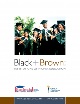 Black + Brown: Institutions of Higher Education
