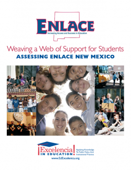 Weaving a Web of Support for Students: Assessing ENLACE New Mexico