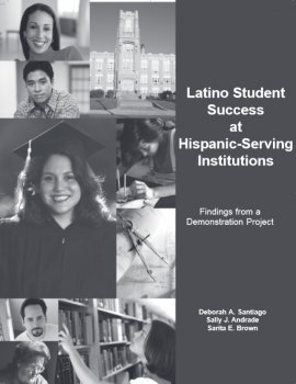 Latino Student Success at Hispanic Serving Institutions