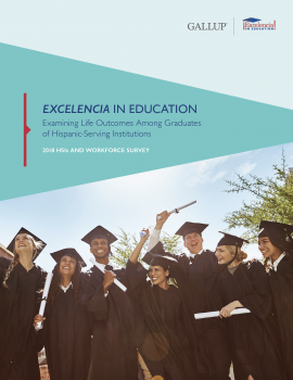 Examining Life Outcomes Among Graduates of Hispanic-Serving Institutions